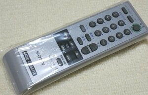 *( free shipping )) unused new goods *SONY/ Sony radio-cassette for remote control RMT-CS350* operation OK 0