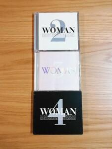 WOMAN 2 3 4 CD コンピレーション アルバム