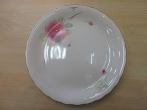 11014 ungaro paris MAEBATA 食器 お皿 平皿 プレート 丸皿 約26cm 未使用
