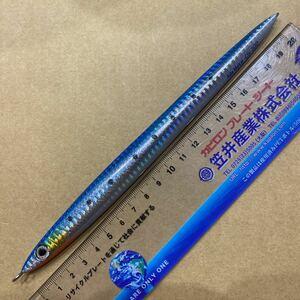 S6-215 デュエル アイルメタル CS 200g 人気色 メタルジグ ジギング ソルト ルアー 同梱可