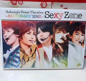 (値下げ)Sexy Zone SUMMARY2012 DVD ポスカ付き