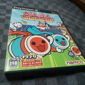 PS2【太鼓の達人=わくわくアニメ祭り=】ナムコ [送料無料]返金保証あり