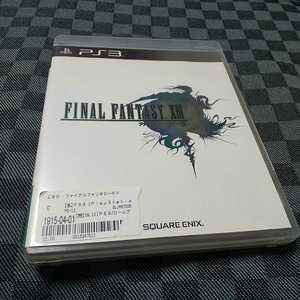 PS3【ファイナルファンタジー13】スクウェア・エニックス [送料無料]返金保証あり