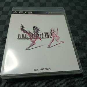 PS3【ファイナルファンタジー13-2】スクウェア・エニックス [送料無料]返金保証あり