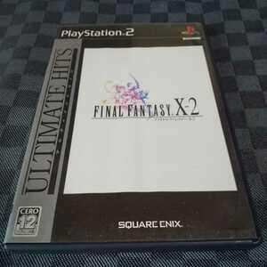 PS2【ファイナルファンタジー10-2】スクウェア・エニックス ※対象年齢12歳以上 [送料無料]返金保証あり