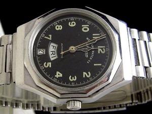 送料無料 530/ 60's WEST END WATCH Co ソワール ミリタリー アンティーク ビンテージ