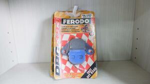 FERODO Ferodo brake pad bike Ad Lee ADLY super Sonic 50 Cat 50 G-Shock 50 FDB313DX 59300 03860