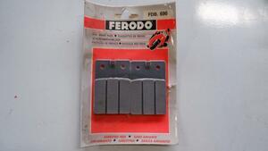 FERODO Ferodo brake pad bike FANTIC Fantic SPORT 125 MK II f.a.tel.1706338 FDB696