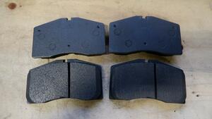 PFC Carbon Metallic carbon metallic brake pad Porsche PORSCHE 964 3.3 3.6 litre Turbo & Turbo S Z RATED 594Z FRONT