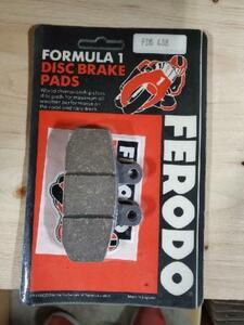 FERODO Ferodo brake pad bike HONDA HM ITALIA NS 125 R TC01 FDB438