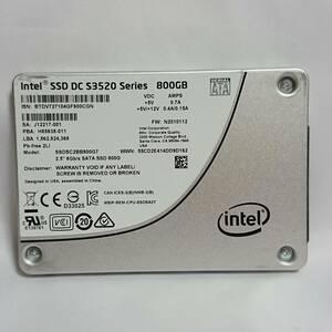 Intel SSD DC S3520 Series 800GB