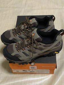 新品 MERRELL MOAB2 GTX 27cm メレル トレッキング シューズ 登山靴 アウトドア メンズ