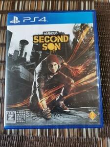 inFAMOUS Second Son インファマス セカンド サン PS4ソフト
