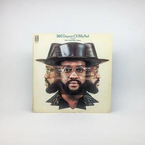 [LP] '72米Orig / Billy Paul / 360 Degrees Of Billy Paul / Philadelphia International Records / KZ 31793 / Soul