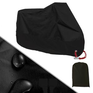 風飛び防止 バイクカバー 中大型 防塵 防水耐熱 雨対策 収納袋付き 3XL