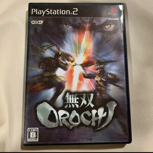 無双OROCHI PS2