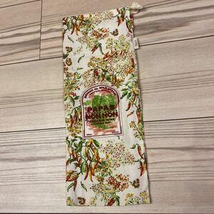 マドモアゼルノンノン  花柄 袋