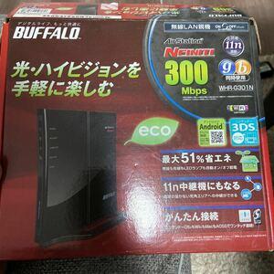 BUFFALO WHR-G301N