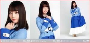 乃木坂46 阪口珠美 8thBDライブ衣装3 2020年7月 ランダム生写真 3種コンプ 3枚 3枚コンプ