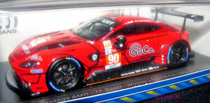 【Ma】SP☆1/43 S7994 アストンマーチン AMR No.90 TF Sport - Winner LMGTE Am class 24H Le Mans 2020J. Adam - C. Eastwood -