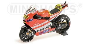 【Ma】PM☆1/12 122111046 ドゥカティ デスモセディチ GP 11.1 バレンティーノ・ロッシ モトGP