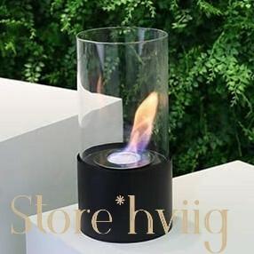 お家で手軽に使える暖炉 バイオエタノール ライト アウトドア 高さ26cm ストーブ キャンプ 屋内 屋外