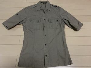 5351 POUR LES HOMMES シャツ カーキ 3サイズ
