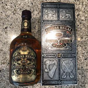 シーバスリーガル 12年 ブレンデッド スコッチウイスキー