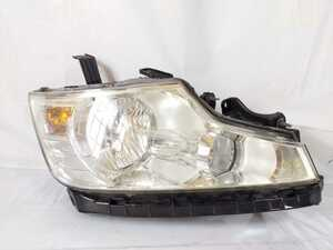 RK1 RK2 ステップワゴン 右 ヘッドライト 運転席側 HID点灯確認OK KOITO 100-22013 レンズ ランプ バーナーバラスト付 ☆☆