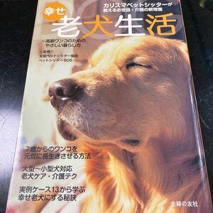 幸せ老犬生活