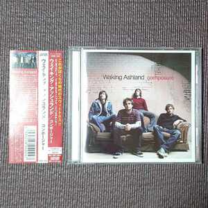 Waking Ashland - Composure ウェイキング・アッシュランド 国内盤 帯付き 送料無料 即決 迅速発送