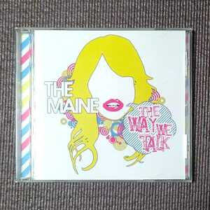 The maine - way we talk 輸入盤 EVERY AVENUE WE THE KINGS THIS CENTURY 送料無料 即決 迅速発送