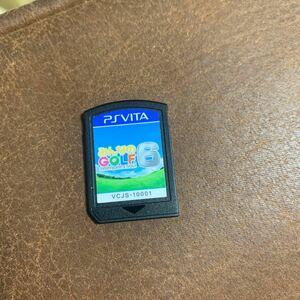 PS Vita みんなのゴルフ6 ソフト