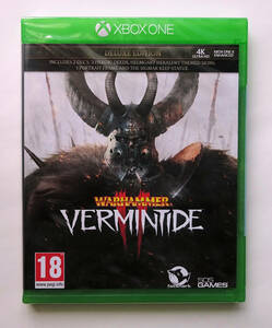 ウォーハンマーバーミンタイド2 DLX デラックスエディション WARHAMMER VERMINTIDE II Deluxe Edition EU版 ★ XBOX ONE / SERIES X