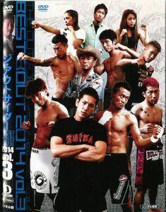 ■B7349 R落DVD「ジ・アウトサイダー BEST BOUT 2014 vol.3」ケース無し レンタル落ち
