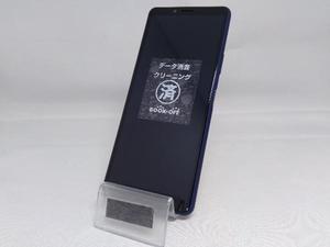 docomo 【SIMロック解除済】Android SO-41A Xperia 10 II
