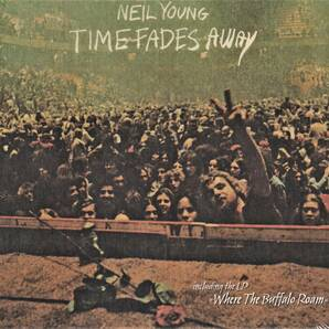 Neil Young ニール・ヤング 他 Time Fades Away & Where The Buffalo Roam (2in1)再発CD