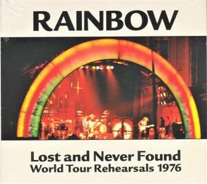 Rainbow レインボー (=Ritchie Blackmore) - Lost And Never Found 二枚組CD