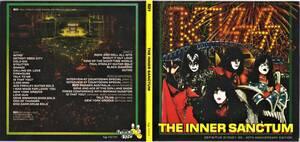 Kiss The Inner Sanctum (Definitive Sydney '80) ボーナス・トラック8曲追加収録二枚組CD
