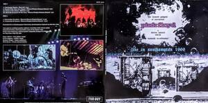 Pink Floyd ピンク・フロイド - Live In Southampton 1969 限定アナログ・レコード