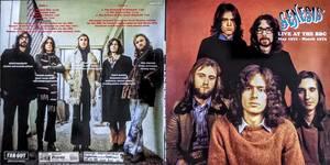 Genesis ジェネシス - Live At The BBC - May 1971/March 1972 限定アナログ・レコード
