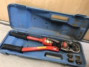 005▽おすすめ商品▽泉精器 手動油圧圧着工具 9H-150