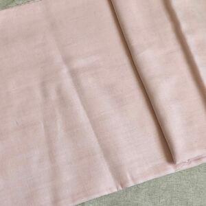 ダブルガーゼ ピンク 49×110 はぎれ マスク ハンカチ スタイ作り
