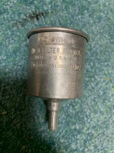 コールマン 給油 Coleman ファンネル ビンテージ フィルター 貴重本物 アメリカ製