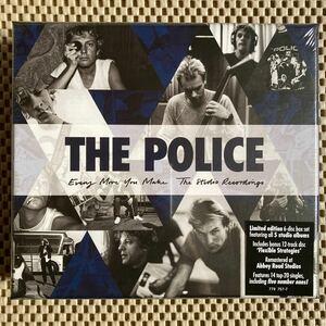 【輸入盤】The Police / Every Move You Make The Studio Recordings (6CD)