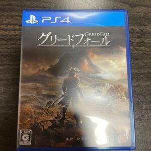 【PS4】 GreedFall 中古品