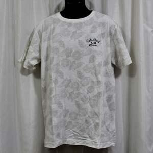 ピコ PIKO メンズ半袖Tシャツ ホワイト Lサイズ 新品 白