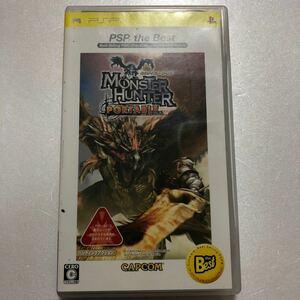 【PSP】 モンスターハンターポータブル [PSP the Best] (ロットアップ)