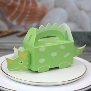 かわいい キャンディー ケーキ クッキー ボックス 50個セット ラッピング お店 プレゼント 箱 恐竜 子ども ab1674