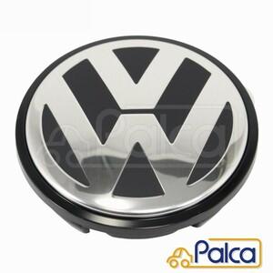 VW ホイールキャップ/センターキャップ ゴルフ6   ゴルフ7   ゴルフプラス   ジェッタ3   パサート/3B,3C,3G   CC/3C 純正品 3B7601171XRW